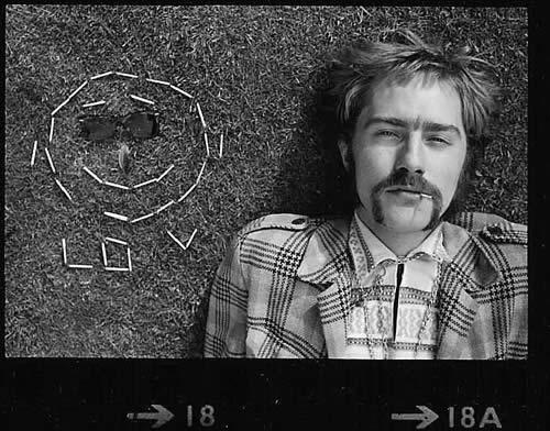 roy harper photographed by stefan tyszko in 1966