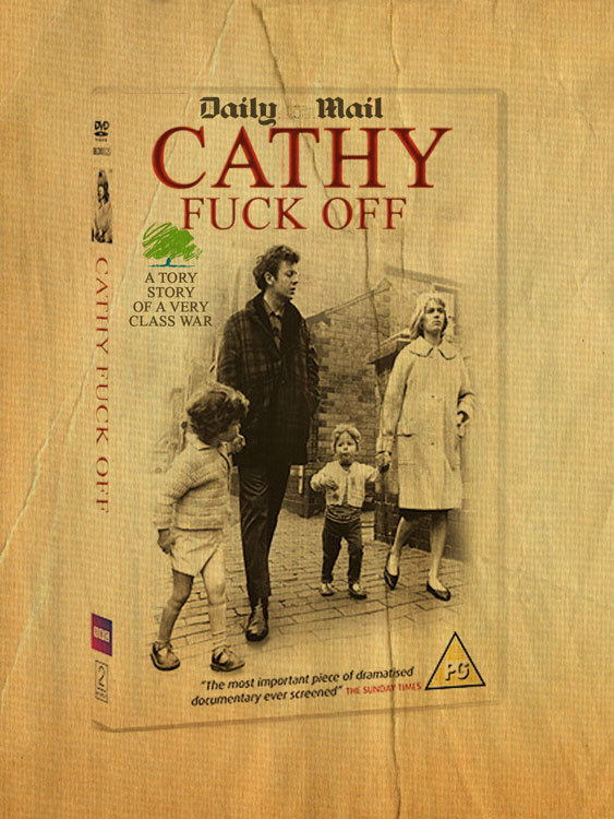 CATHY-FUCK-OFF