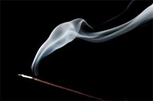 buy some of this delicious incense from isotopica's visiting joss stick expert, the famous happy hari http://www.happyhariincense.com/cart/