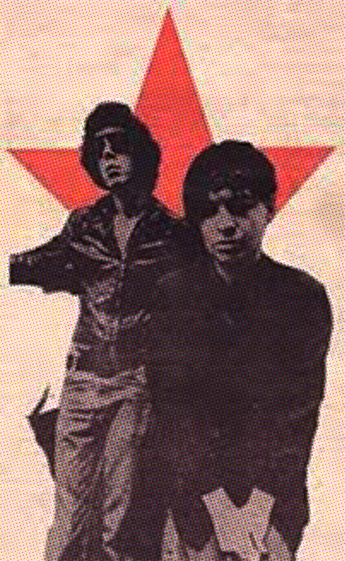 martin rev and alan vega