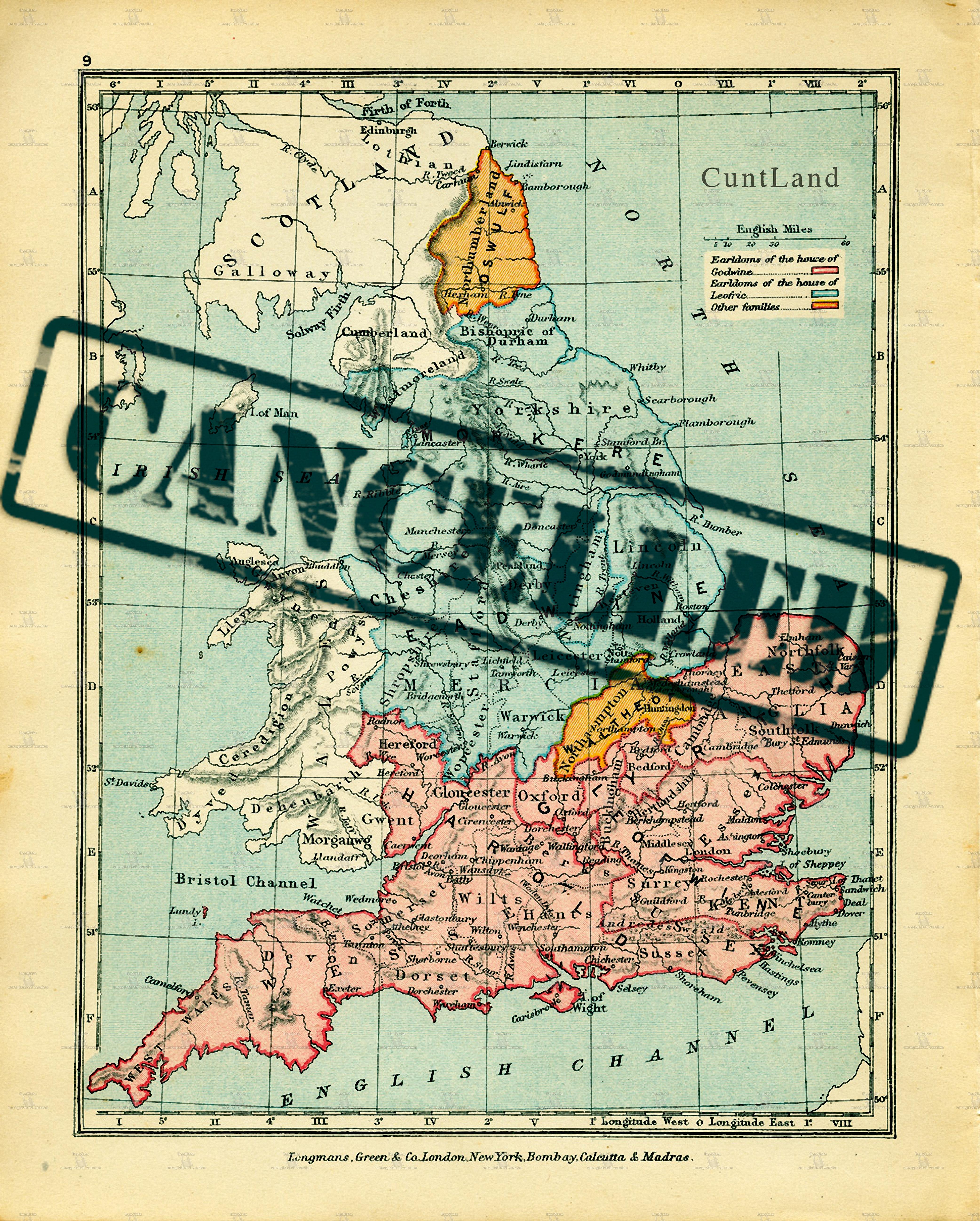 cunt land (canceled)