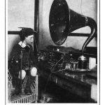 vintage radio entusiast